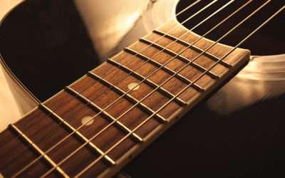 Guitar – DADGAD